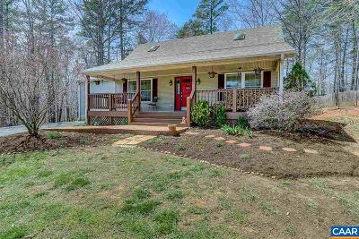Fluvanna County Single Family Home For Sale: 511 Jefferson Dr