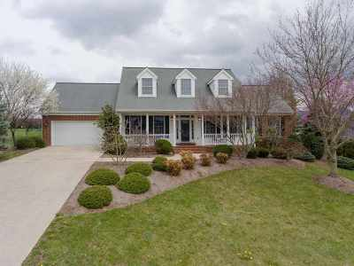 Rockingham County Single Family Home For Sale: 450 Confederacy Dr