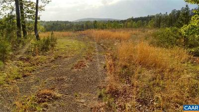 Albemarle County Lots & Land For Sale: Burnley Rd