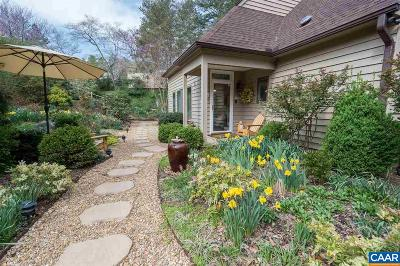Albemarle County Single Family Home For Sale: 1348 Gristmill Dr