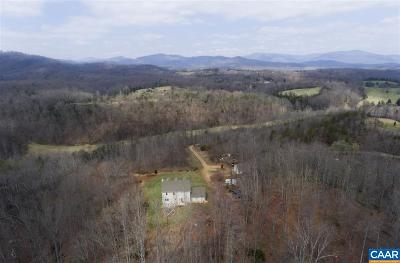Nelson County Single Family Home For Sale: 1119 Starvale Ln