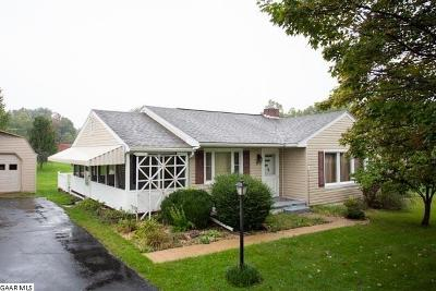 Augusta County Single Family Home For Sale: 173 Chapel Rd