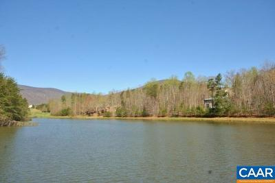 Nelson County Lots & Land For Sale: 18c Waters Edge Dr
