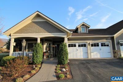 Nelson County Townhome For Sale: 170 Rosewood Dr