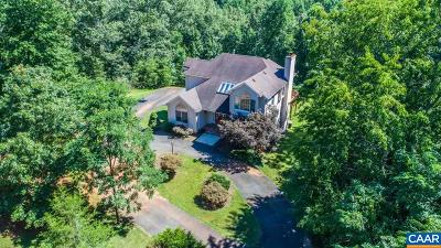 Albemarle County Single Family Home For Sale: 3480 Bleak House Rd