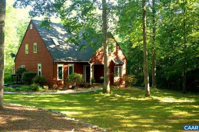 Albemarle County Single Family Home For Sale: 5161 Green Creek Rd