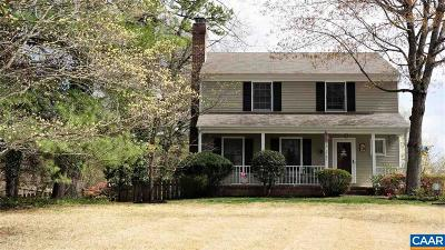 Albemarle County Single Family Home For Sale: 1785 Old Brook Rd