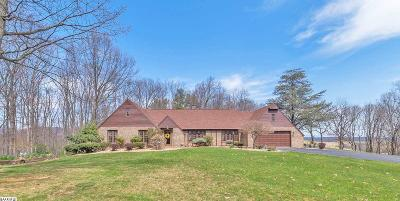 Augusta County Single Family Home For Sale: 30 Scenic View Dr