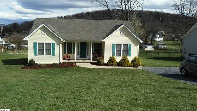 Staunton VA Single Family Home For Sale: $195,000