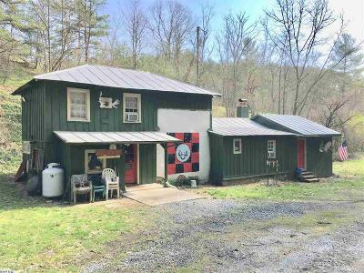Augusta County Single Family Home For Sale: 650 Sulphur Springs Rd