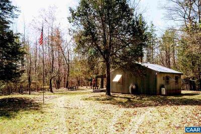 Buckingham County Lots & Land For Sale: Tba Bridgeport Rd
