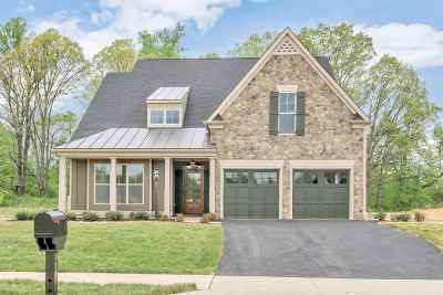 Albemarle County Single Family Home For Sale: 777 Golf View Dr