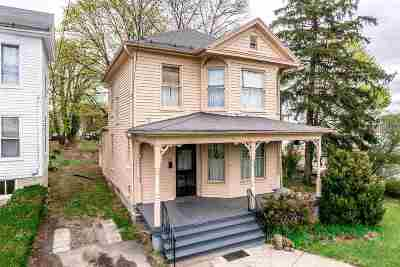 Harrisonburg Single Family Home For Sale: 238 W Market St