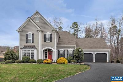 Albemarle County Single Family Home For Sale: 1719 Mattox Ct