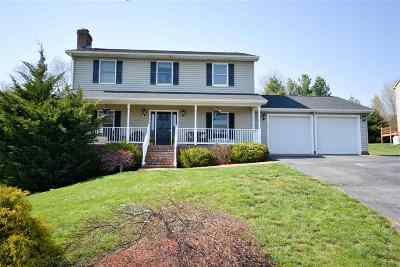 Rockingham County Single Family Home For Sale: 1475 Huron Ct