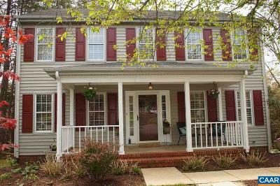 Albemarle County Single Family Home For Sale: 3128 Ridgefield Rd