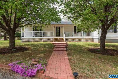 Albemarle County Single Family Home For Sale: 5532 Seminole Trl