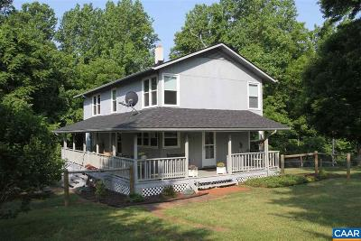 Madison Single Family Home For Sale: 3687 Ruth Rd