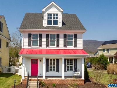 Albemarle County Single Family Home For Sale: 259 Grass Dale Ln