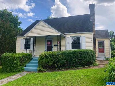 Belmont Single Family Home For Sale: 818 Elliott Ave