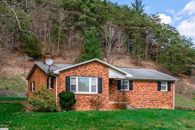 Augusta County Single Family Home For Sale: 237 Shenandoah Mountain Rd