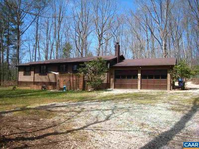 Nelson County Single Family Home For Sale: 227 Deer Run Ln