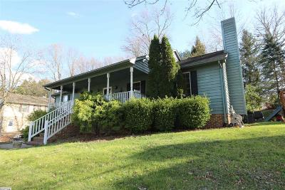 Fishersville Single Family Home For Sale: 27 Teaberry Pl