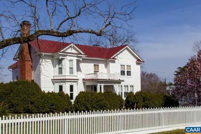 Madison County Single Family Home For Sale: 4207 Jacks Shop Rd