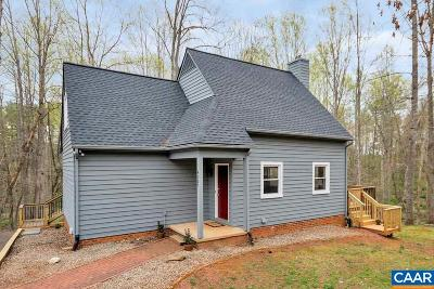 Albemarle County Single Family Home For Sale: 4325 Beaver Creek Rd