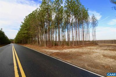 Louisa County Lots & Land For Sale: 7 Chopping Rd