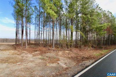 Louisa County Lots & Land For Sale: 10 Chopping Rd