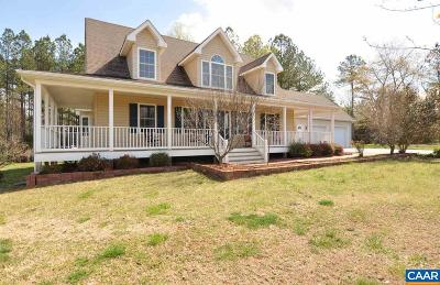 Single Family Home For Sale: 660 Landover Rd