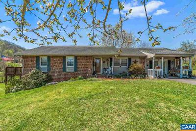 Single Family Home For Sale: 1784 Simms Rd