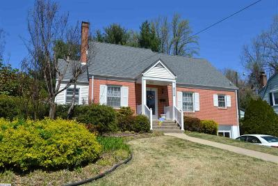 Single Family Home For Sale: 849 Woodrow Ave