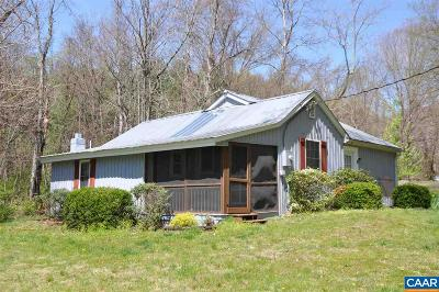 Nelson County Single Family Home For Sale: 93 Harpers Creek Ln