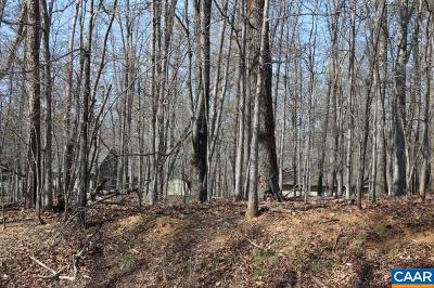 Fluvanna County Lots & Land For Sale: 15 Wisteria Way