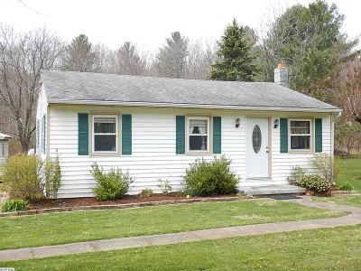 Swoope VA Single Family Home For Sale: $115,900