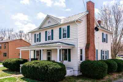 Rockingham County Single Family Home For Sale: 111 Fraley Ln