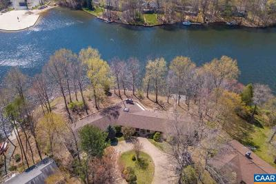 Fluvanna County Single Family Home For Sale: 70 Forest Rd