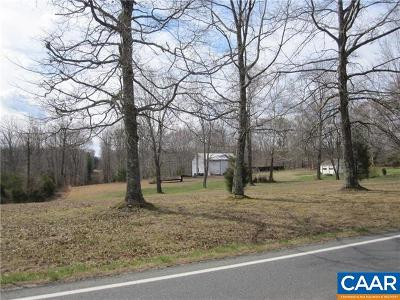 Louisa County Lots & Land For Sale: 6602 Courthouse Rd