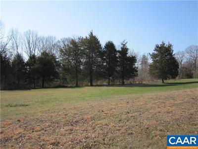 Louisa County Lots & Land For Sale: Courthouse Rd