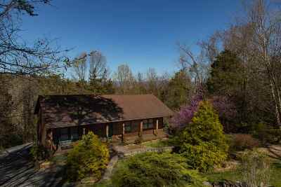 Rockingham County Single Family Home For Sale: 218 Magnolia Ct