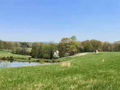 Albemarle County Lots & Land For Sale: 5 Catterton Rd