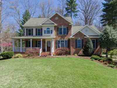 Harrisonburg, Rockingham, Mcgaheysville Single Family Home For Sale: 3320 Baybrook Dr
