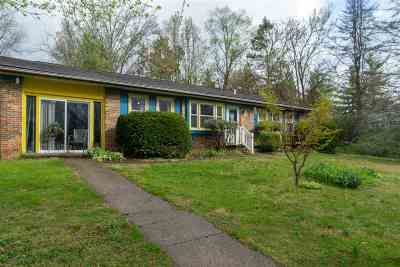 Harrisonburg Single Family Home For Sale: 1443 Butler St