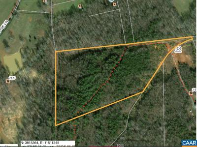 Fluvanna County Lots & Land For Sale: 3400 Kidds Dairy Rd