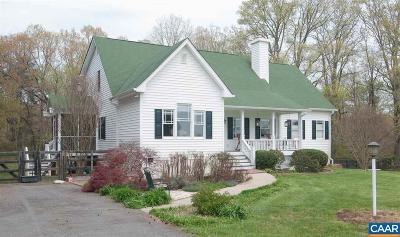 Goochland Single Family Home For Sale: 2550 Pony Farm Rd