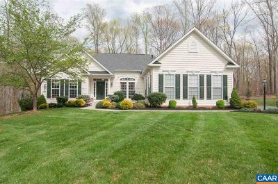 Reedy Creek Single Family Home For Sale: 84 Carter Ln