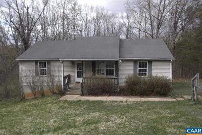 Single Family Home For Sale: 176 Old Farm Rd