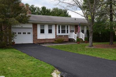 Lyndhurst VA Single Family Home Sold: $159,900